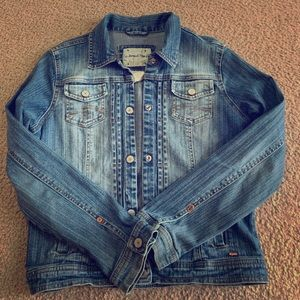 Limited Too Jean Jacket